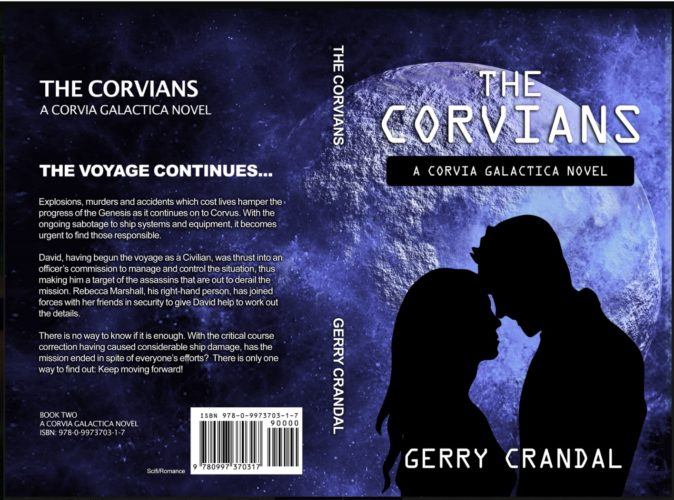 The Corvians Paperback Edition