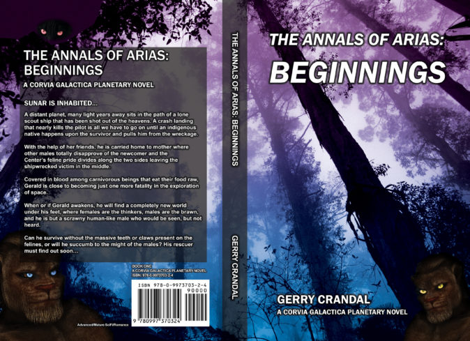 The Annals of Arias: Beginnings -  Paperback Edition
