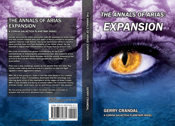 The Annals of Arias: Expansion -  Paperback Edition