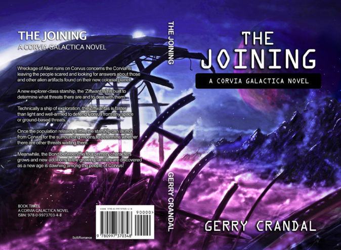 The Joining -  Paperback Edition